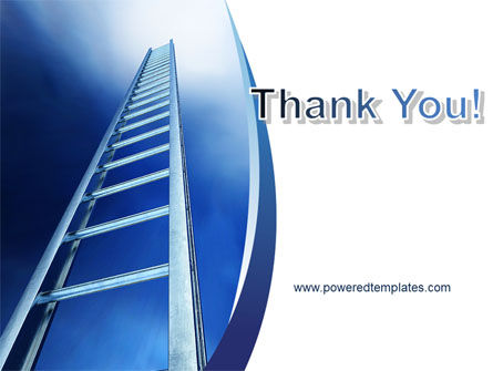 Career Ladder PowerPoint Template Slide 20