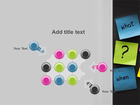 Curiosity PowerPoint Template Slide 10