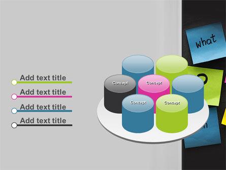 Curiosity PowerPoint Template Slide 12