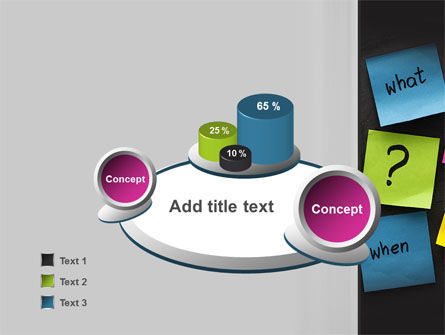 Curiosity PowerPoint Template Slide 6
