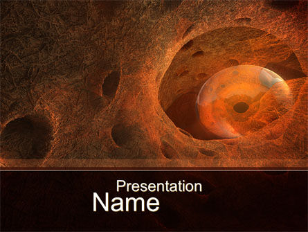 Medical: Inside the Human Body PowerPoint Template #10635