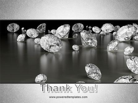 Sprinkle of Diamonds PowerPoint Template Slide 20
