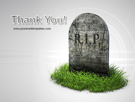 RIP PowerPoint Template Slide 20