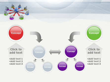 Distance Learning PowerPoint Template Slide 19