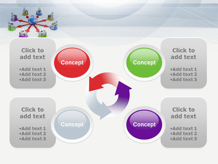Distance Learning PowerPoint Template Slide 9