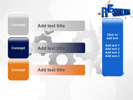 Building Results PowerPoint Template Slide 12