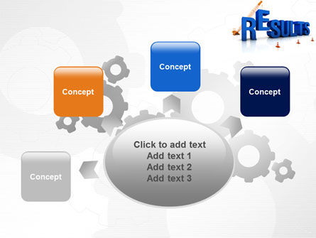 Building Results PowerPoint Template Slide 7