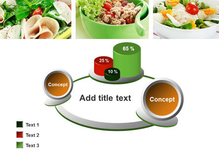 Salad Recipes PowerPoint Template Slide 16