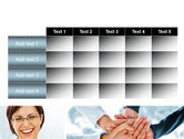 Cohesive Team PowerPoint Template#15
