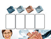 Cohesive Team PowerPoint Template#18