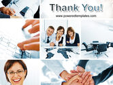 Cohesive Team PowerPoint Template#20