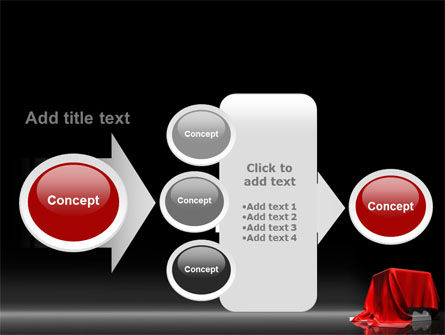 Box Covered from Above PowerPoint Template Slide 17