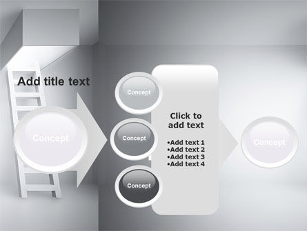 Escape Way PowerPoint Template Slide 17
