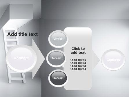 Escape Way PowerPoint Template Slide 17