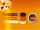 Key to Excellence PowerPoint Template#11