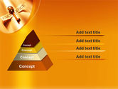 Key to Excellence PowerPoint Template#12