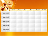 Key to Excellence PowerPoint Template#15