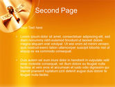 Key to Excellence PowerPoint Template#2