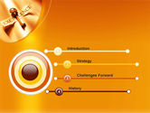Key to Excellence PowerPoint Template#3