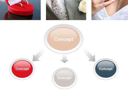 Wedding Det PowerPoint Template, Slide 4, 10655, Holiday/Special Occasion — PoweredTemplate.com