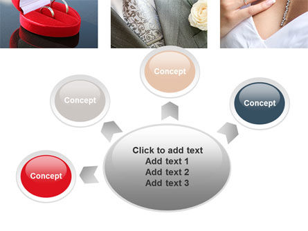 Wedding Det PowerPoint Template Slide 7
