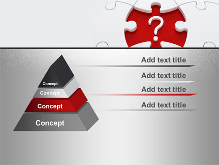 Finding Solution PowerPoint Template Slide 12