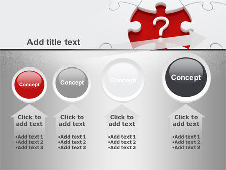 Finding Solution PowerPoint Template Slide 13