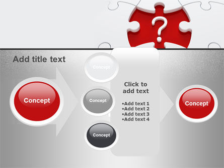 Finding Solution PowerPoint Template Slide 17