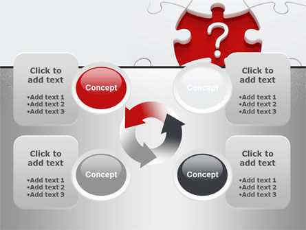 Finding Solution PowerPoint Template Slide 9