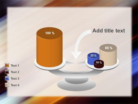 Motion Blur PowerPoint Template Slide 10