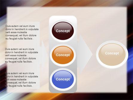 Motion Blur PowerPoint Template Slide 11