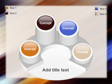 Motion Blur PowerPoint Template Slide 12