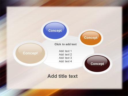 Motion Blur PowerPoint Template Slide 16