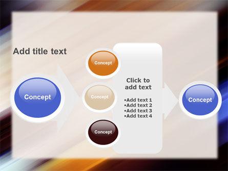 Motion Blur PowerPoint Template Slide 17