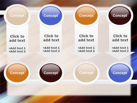 Motion Blur PowerPoint Template Slide 18