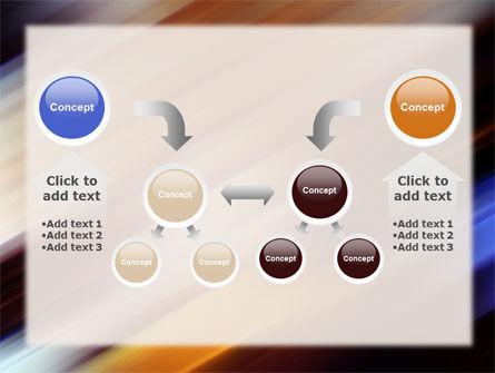 Motion Blur PowerPoint Template Slide 19