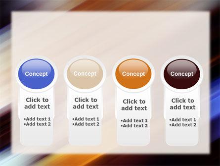 Motion Blur PowerPoint Template Slide 5