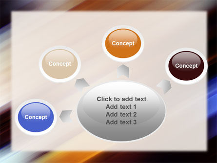 Motion Blur PowerPoint Template Slide 7