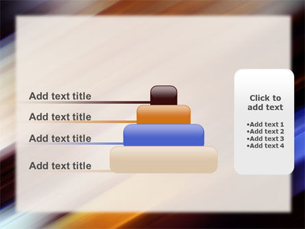 Motion Blur PowerPoint Template Slide 8