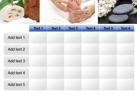 Spa Equipment PowerPoint Template Slide 15
