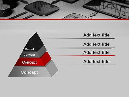 Liquid Flowchart PowerPoint Template Slide 12