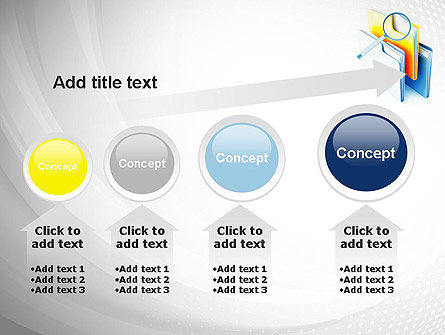 Document Search PowerPoint Template Slide 13