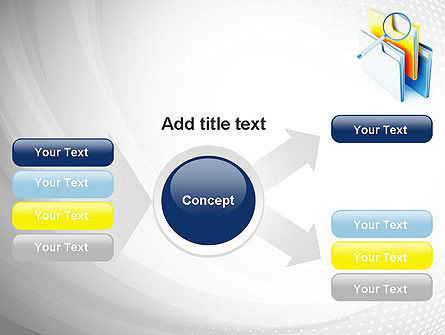 Document Search PowerPoint Template Slide 14