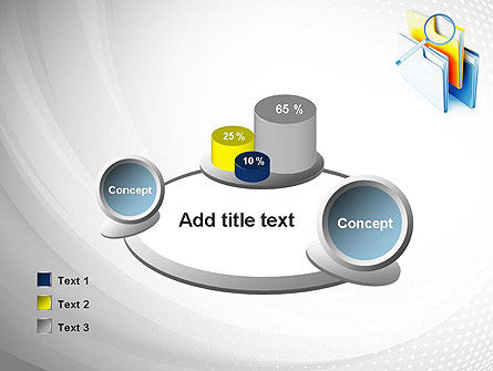 Document Search PowerPoint Template Slide 16
