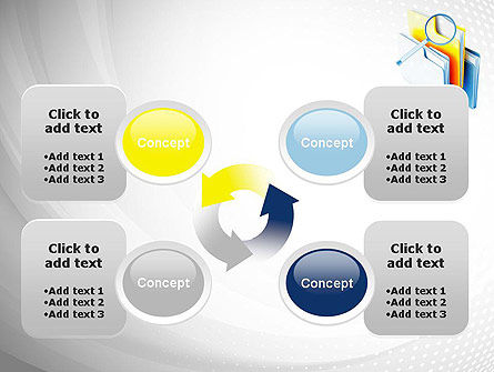 Document Search PowerPoint Template Slide 9
