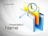 Careers/Industry: Modelo do PowerPoint - pesquisa de documentos #10669
