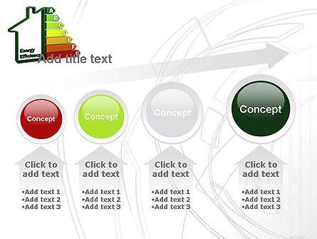 Domestic Energy Efficiency PowerPoint Template Slide 13