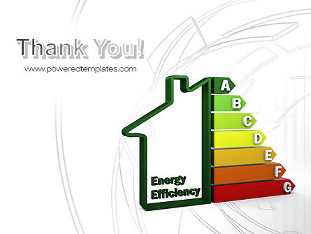 Domestic Energy Efficiency PowerPoint Template Slide 20