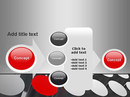 Distinctive PowerPoint Template Slide 17