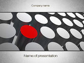 Business Concepts: Distinctive PowerPoint Template #10672